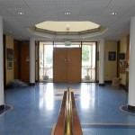 Willow Park School Dublin - Entrance Hall