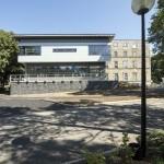Mount Anville School Dublin - The Learning Hub - West Elv